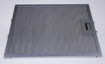 Filtr przeciwtłuszczowy metalowy do okapu 480122102386