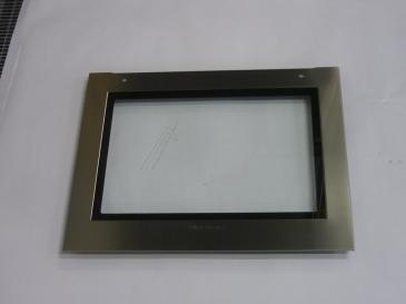 210440259 DETACHABLE FRONT DOOR OUTER GLASS GROUP ARCELIK