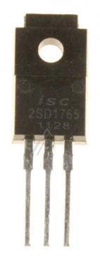2SD1765 Tranzystor TO-220FP (npn) 100V 6A 1MHz