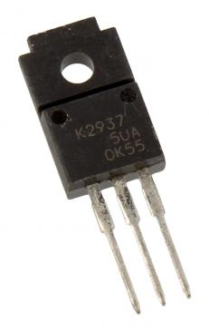 2SK2937 Tranzystor TO-220 (n-channel) 60V 25A 6.25MHz
