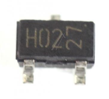 DTC323TK Tranzyzstor SMD SOT-23 (npn) 15V 600mA 200MHz
