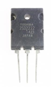 2SD2222 Tranzystor TOP-3 (npn) 160V 8A 20MHz