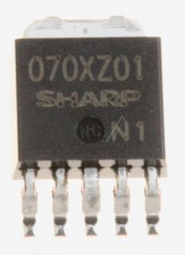 PQ070XZ01ZP Układ scalony IC