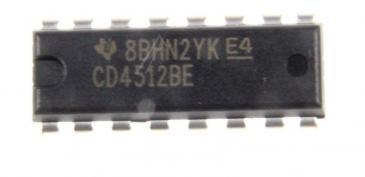 CD4512 Układ scalony IC