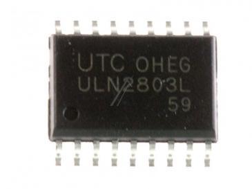 ULN2803AF Tranzystor SOL-18 50V 0.5A 10MHz