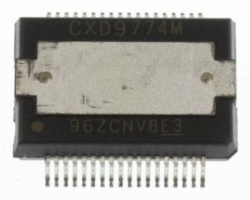 CXD9774M Układ scalony IC