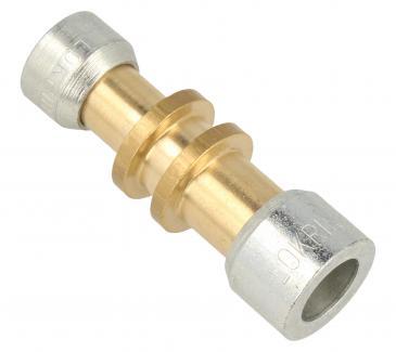 Przejściówka | Redukcja mosiężna 9.53mm/8mm do klimatyzacji Lokring 9,538NRMS50