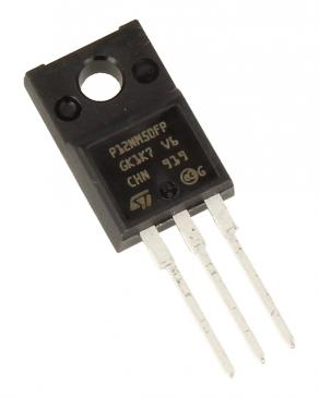 STP12NM50FP Tranzystor TO-220 (n-channel) 500V 12A 100MHz