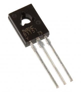 2SB1151 Tranzystor TO-126 (pnp) 60V 5A 5000000Hz