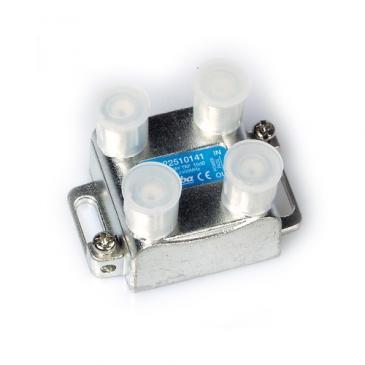 Odgałęźnik złącze F (gniazdo x2 FUBA 22510141