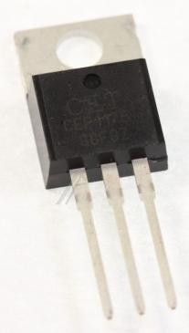 CEP1175 Tranzystor TO-220 (n-channel) 650V 10A 166MHz