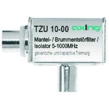 TZU1000 MANTELSTROM-/BRUMMENTSTÖR-FILTER IEC 5-1000MHZ AXING