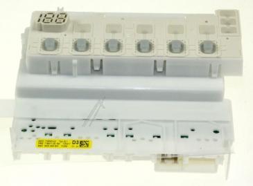 Programator | Moduł sterujący (w obudowie) skonfigurowany do zmywarki 00642891