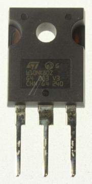 STW10NK80Z Tranzystor TO-247 (n-channel) 800V 9A 50MHz
