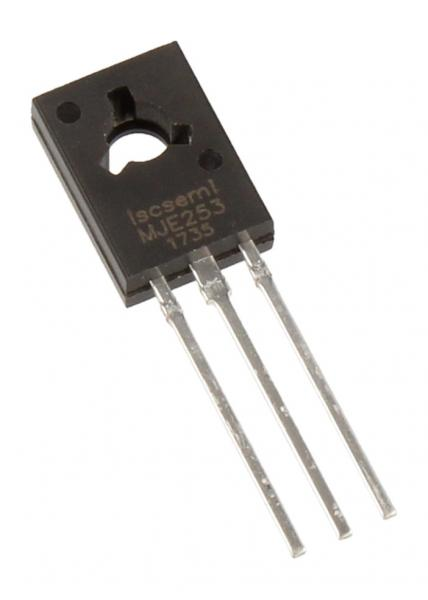 MJE253 Tranzystor TO-126 (npn) 100V 4A 40MHz,0