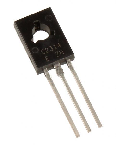 2SC2314 Tranzystor TO-126 (npn) 75V 1A 250MHz,0