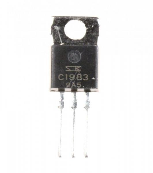 2SC1983 Tranzystor (npn) 60V 3A,0