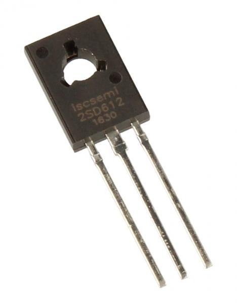 2SD612 Tranzystor TO-126 (npn) 25V 2A 100MHz,0