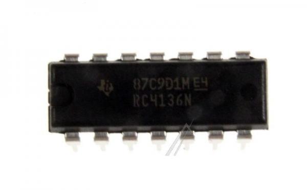 RC4136N Układ scalony IC,0