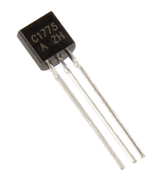 2SC1775 Tranzystor TO-92 (npn) 90V 50mA 200MHz,0