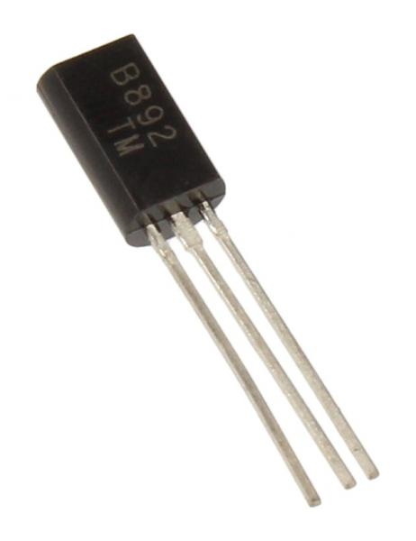 2SB892 Tranzystor TO92 (pnp) 60V 2A 150MHz,0