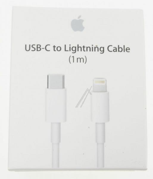 Kabel APPLE USB C - Lightning (wtyk/ wtyk) MK0X2ZMA,1