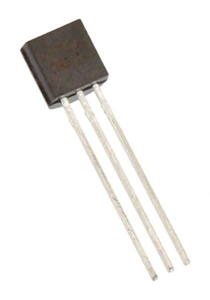PN2907A Tranzystor TO-92 (pnp) 60V 800mA 200MHz,0