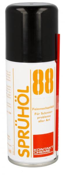 Preparat smarujący SPRHL-88 w sprayu Kontakt 88 100ml,0