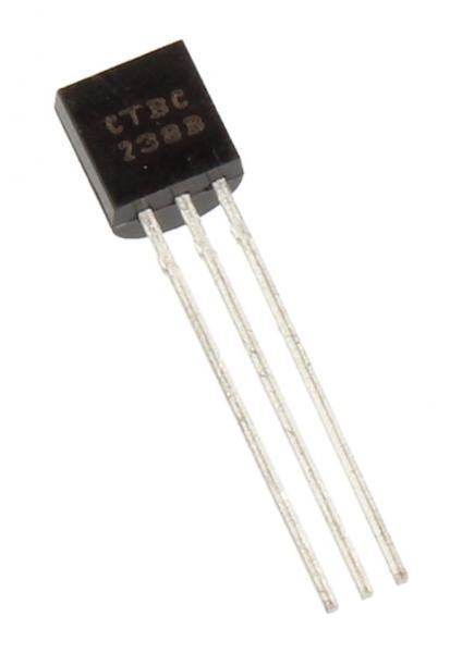 BC238B Tranzystor TO-92 (npn) 25V 0.1A 120MHz,0