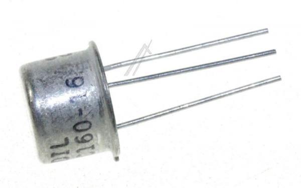 BC160-16 Tranzystor TO-39 (pnp) 40V 1.5A 50MHz,0