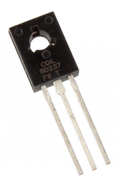 BD237 Tranzystor TO-126 (npn) 80V 2A 3MHz,0
