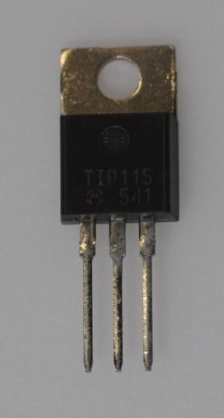 TIP115 Tranzystor TO-220 (pnp) 60V 2A,0
