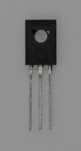 BD435 Tranzystor SOT-32 (npn) 32V 4A 3MHz,0