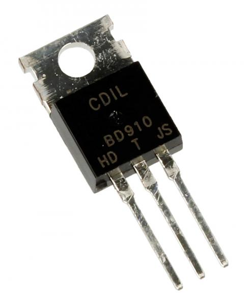 BD910 Tranzystor TO-220 (pnp) 80V 15A,0
