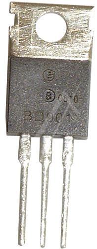 BD901 Tranzystor TO-220 (npn) 100V 8A 1MHz,0