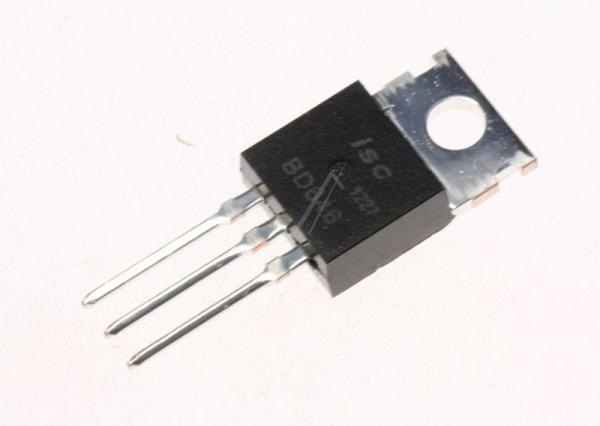 BD646 Tranzystor TO-220 (pnp) 60V 62.5A,0