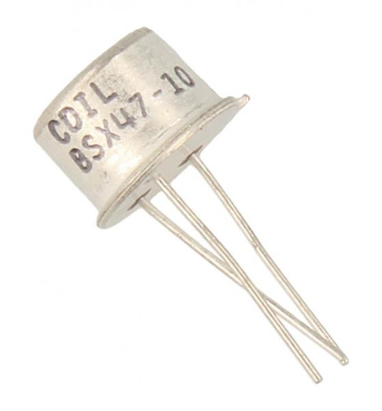 BSX47-10 Tranzystor TO-39 (npn) 80V 800mA 50MHz,0