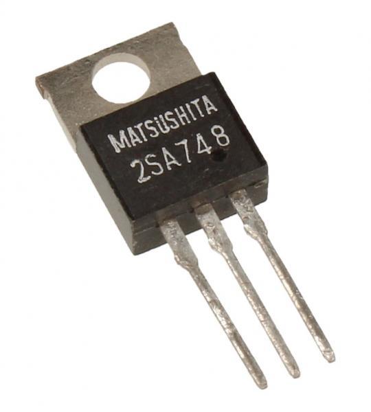 2SA748 Tranzystor TO-220 (pnp) 50V 2A 120MHz,0