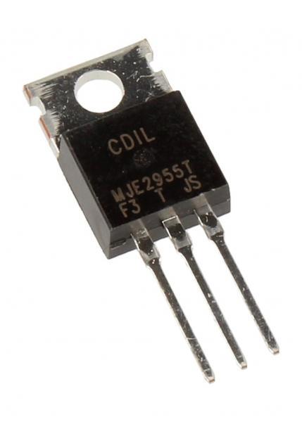 MJE2955T Tranzystor TO-220 (pnp) 60V 10A,0