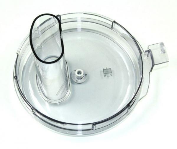 Pokrywa sokowirówki górna z wlotem do robota kuchennego Braun 67051163,0