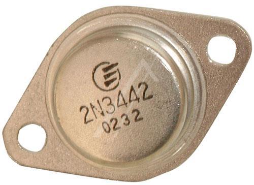 2N3442 Tranzystor TO-3 (npn) 140V 10A 80kHz,0