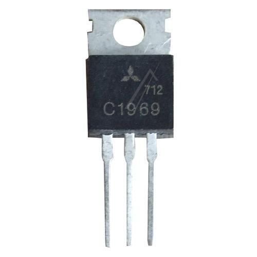 2SC1969 Tranzystor TO-220 (npn) 25V 6A 27MHz,0