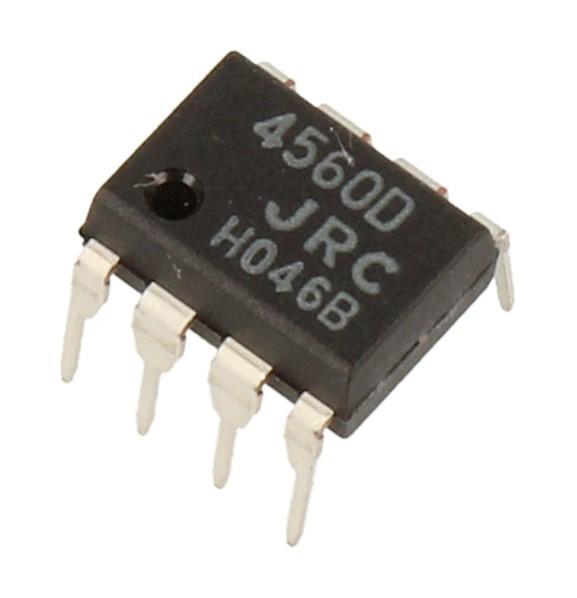NJM4560D Układ scalony IC,0