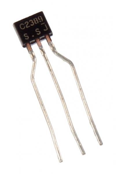 2SC2389 Tranzystor TO-92 (npn) 120V 50mA 70MHz,0
