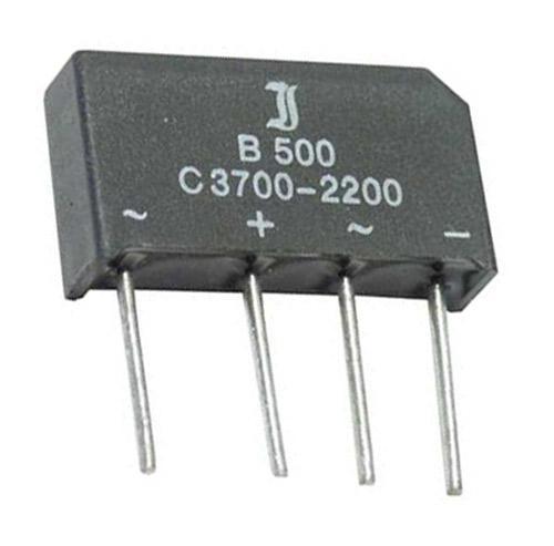 B500C3000-1800 Mostek prostowniczy 500V 3A SO33/205,0