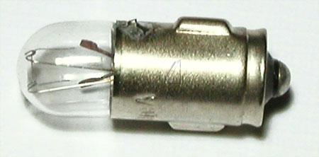 Żarówka bagnetowa 1.5W,0
