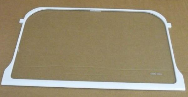 Szyba | Półka szklana kompletna do lodówki 4365030500,0