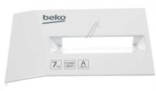 Przód | Front pojemnika na proszek do pralki 2828119114,0