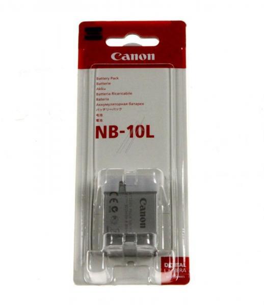 NB-10L Bateria | Akumulator 7.4V 920mAh do kamery 5668B001,0