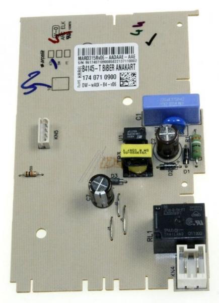 1740710900 B4 ELECTRONIC CARD B4145_T ARCELIK,0